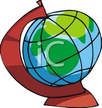 The broken globe thesis